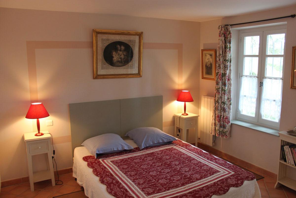 Chambres d'hôtes Le Beausset, Var : Chambre Alice (Le Cigalon)