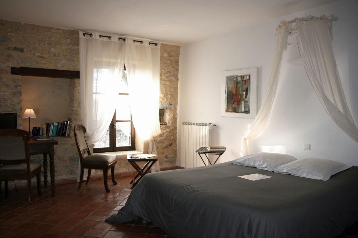 Mas de la Treille - Chambre La Saint Laurent (Gard)