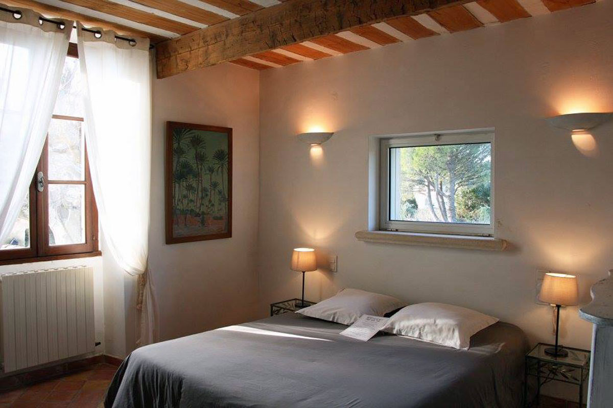 Mas de la Treille - Chambre Les Oliviers (Gard)