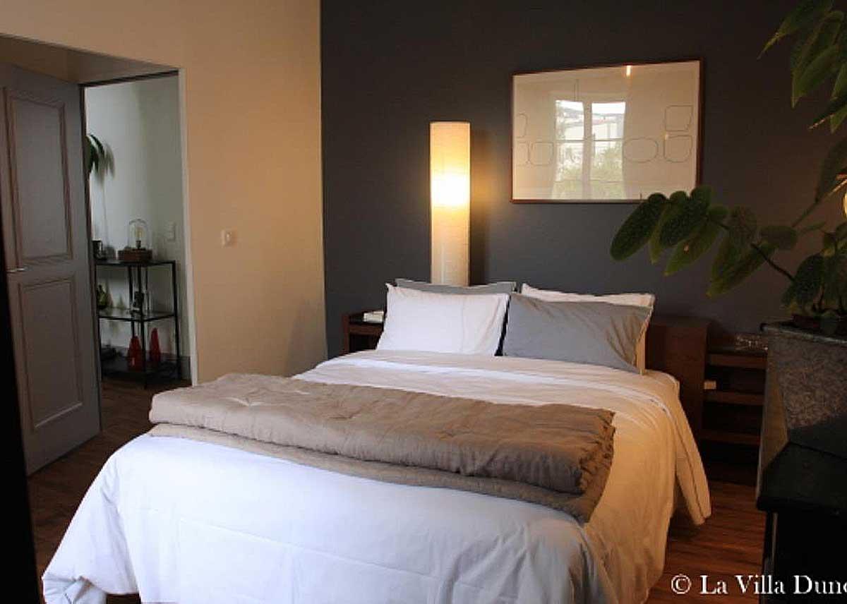 Villa Dunois maison d'hôtes de charme Orléans - Loiret (chambre Jehan Dunois)