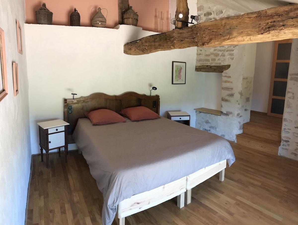 Chambre d'hôtes Gamay (L'Esprit des Vignes, Saône et Loire)