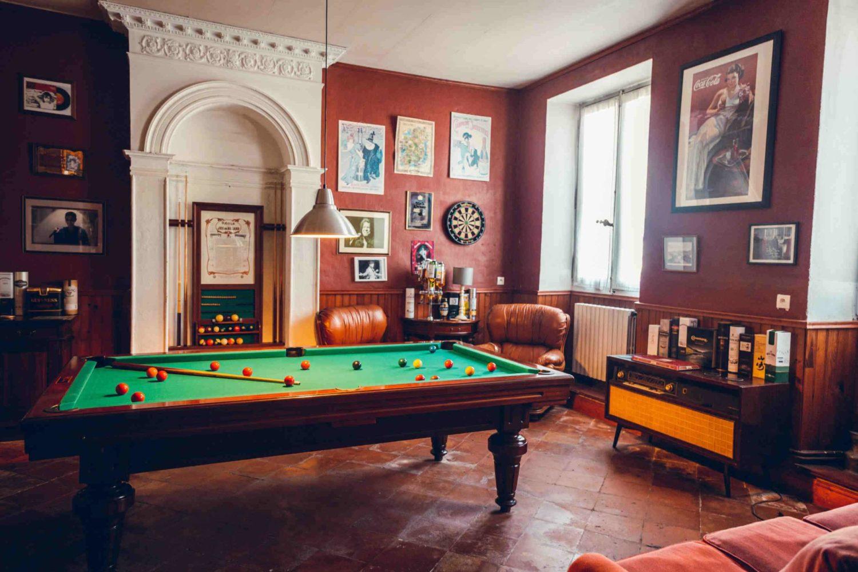 Billard - Maison d'hôtes Joséphine près du Canal du Midi